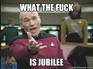 what the fuck is jubilee - Annoyed picard about shitty watercolor and karmanaut