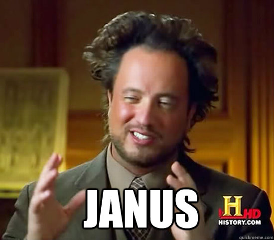 janus - Ancient Aliens