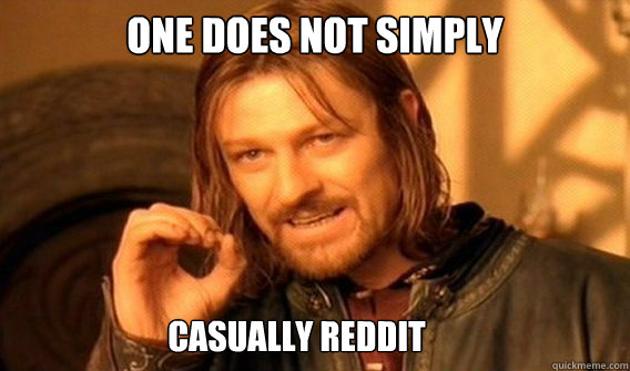 one does not simply casually reddit - One Does Not Simply Guard Kobe