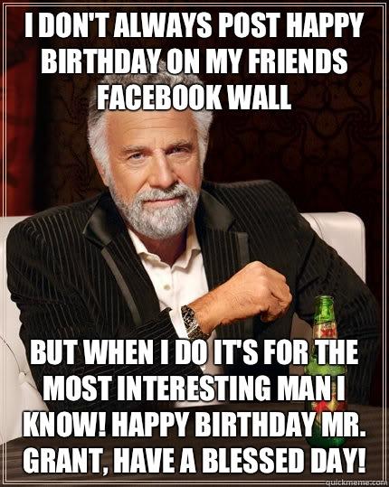 Happy birthday dos equis meme