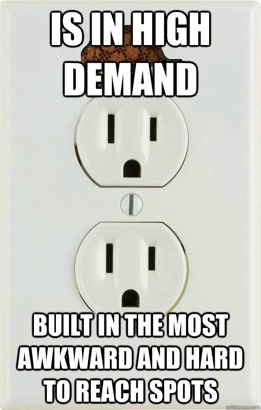 is in high demand built in the most awkward and hard to reac - Scumbag Outlet