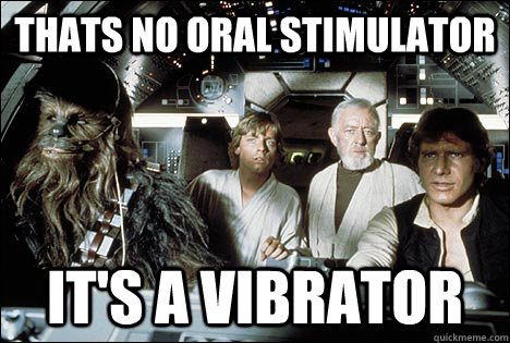thats no oral stimulator its a vibrator  -
