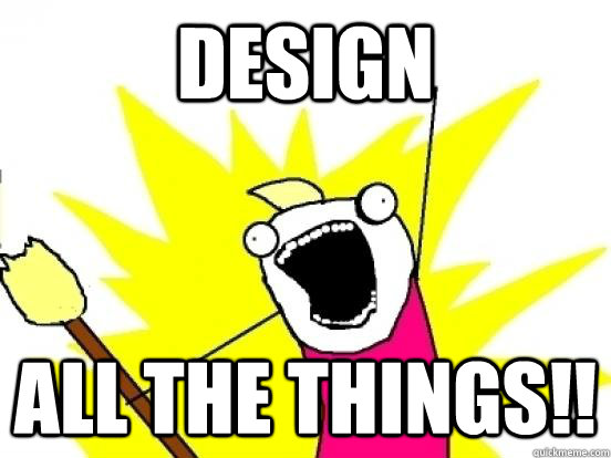design all the things - ALL THE EPISODES