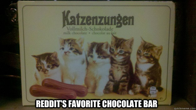 reddits favorite chocolate bar -