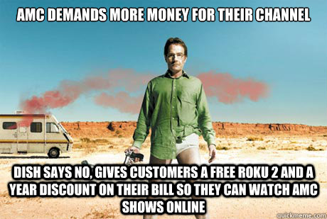 amc demands more money for their channel dish says no give -
