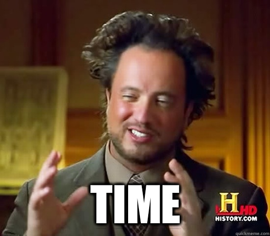  Time - Ancient Aliens