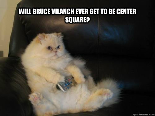 will bruce vilanch ever get to be center square - Disapproving TV Cat