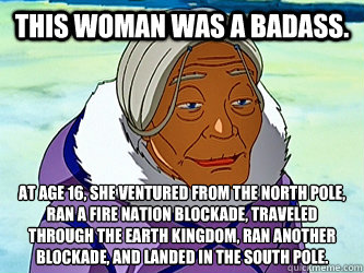 this woman was a badass at age 16 she ventured from the no - Kanna the Badass