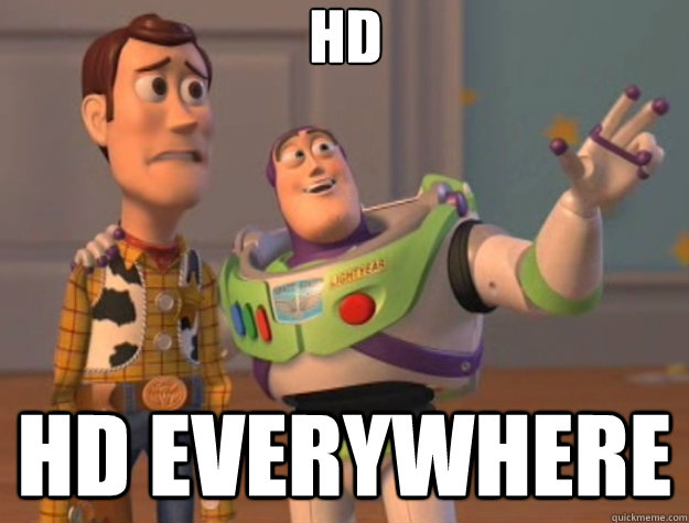 hd hd everywhere - Toy Story