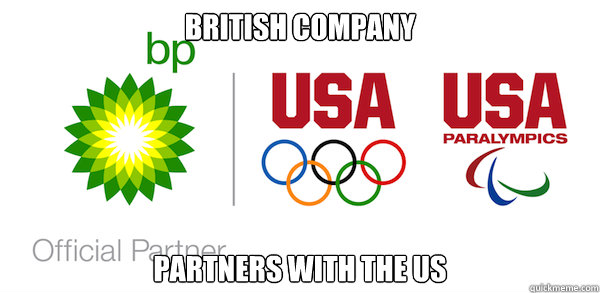 british company partners with the us - 