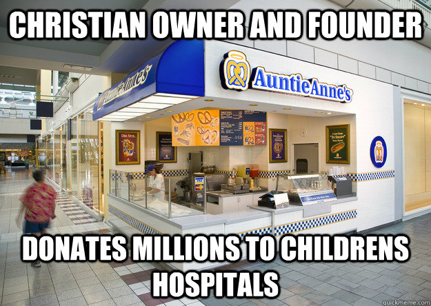 christian owner and founder donates millions to childrens ho -