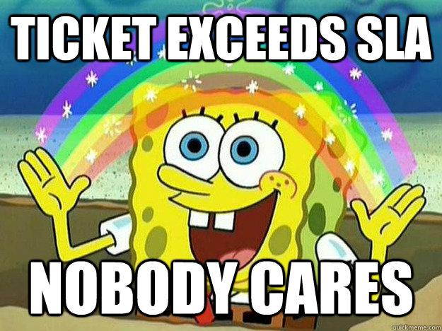 Nobody Cares Meme Joker Make Spongebob Meme