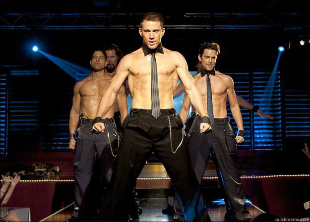 60 - Magic Mike