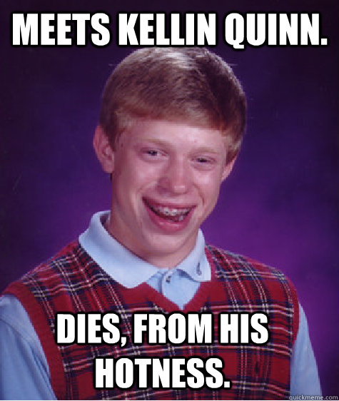 bad luck brian meets overly attached girlfriend Meme overload of the day: bad luck brian & overly attached girlfriend, forever otp share tweet stumble pin it email bad luck brian overly attached.