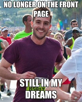 no longer on the front page still in my dreams - Ridiculously photogenic guy