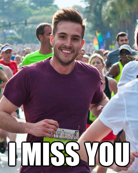 i miss you - Good Guy RPG