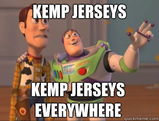 kemp jerseys kemp jerseys everywhere - x, x everywhere