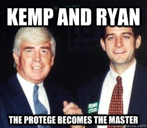 kemp and ryan the protege becomes the master - Kemp and Ryan