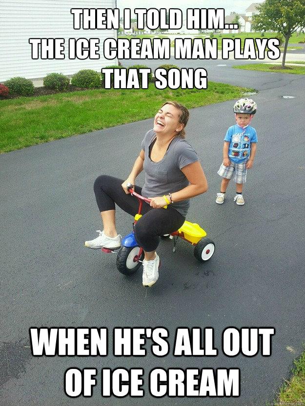 no bad mom story.