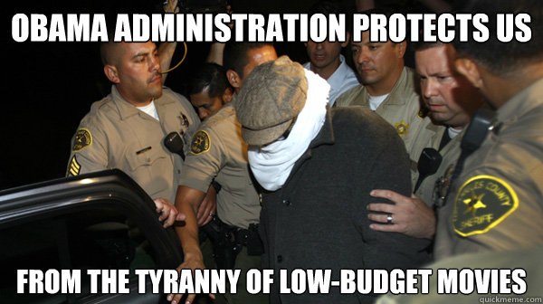 obama administration protects us from the tyranny of lowbud - Defend the Constitution