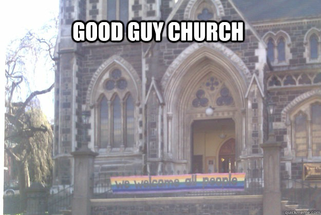 good guy church - Good Guy Church