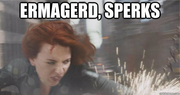 ermagerd sperks - 