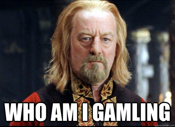 who am i gamling -
