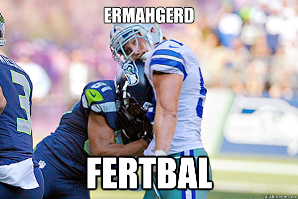 ermahgerd fertbal - Ermahgerd Fertbal