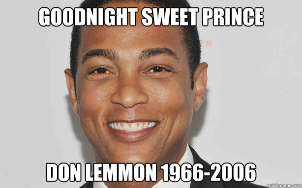 goodnight sweet prince don lemmon 19662006 - Don Lemmon