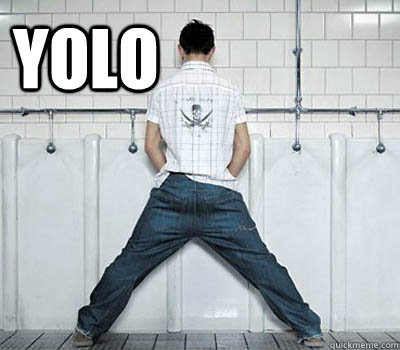 yolo - Urinal Uric