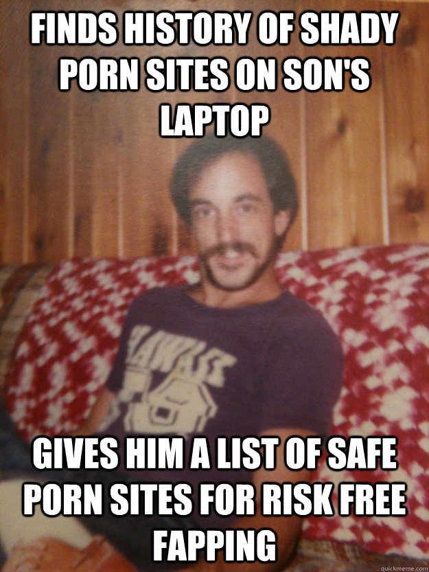 finds history of shady porn sites on sons laptop gives him  - Good Guy Dad