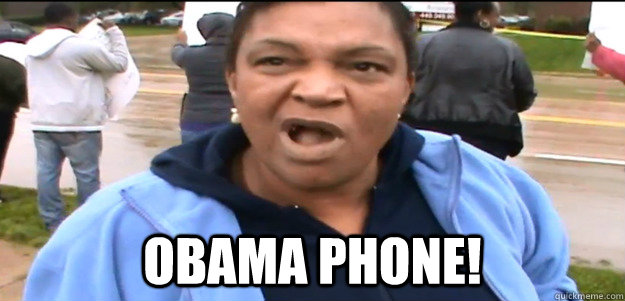 obama phone - Obama Phone