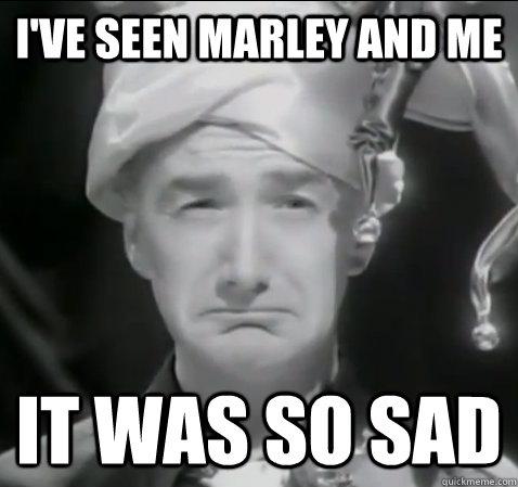 You Make Me Sad Meme