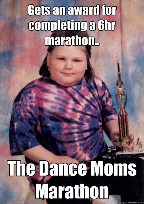 Funny Dance Meme Images : Gets an award for completing a hr marathon the dance