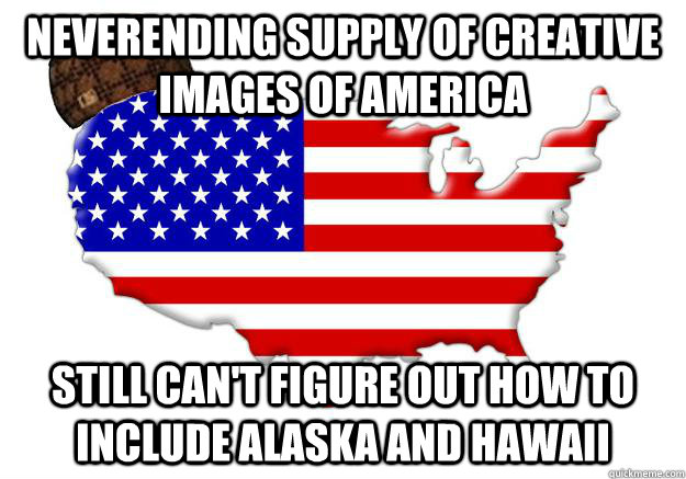 neverending supply of creative images of america still cant - Scumbag america