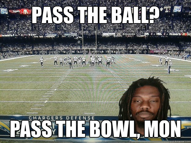 pass the ball pass the bowl mon -