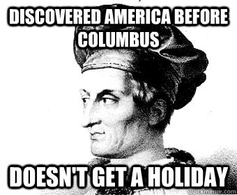discovered america before columbus doesnt get a holiday - amerigo vespucci