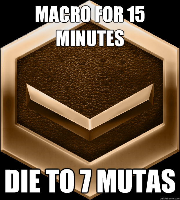 macro for 15 minutes die to 7 mutas - 