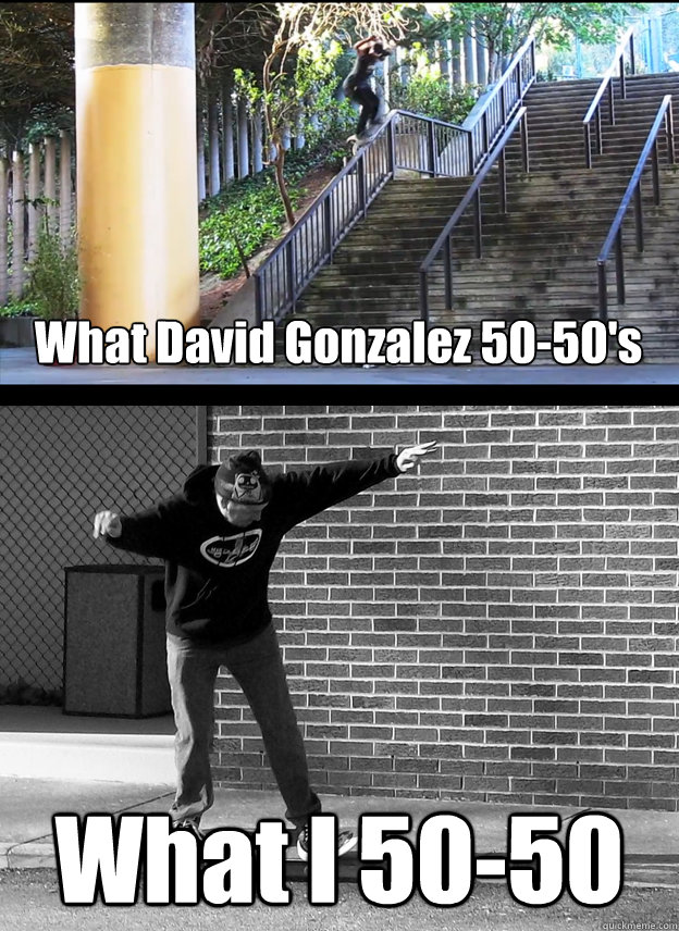 what david gonzalez 5050s what i 5050 - 