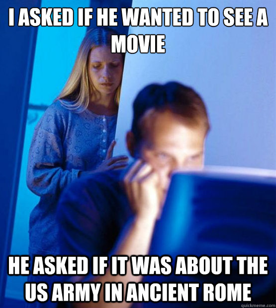 i asked if he wanted to see a movie he asked if it was about - Sexy redditor wife