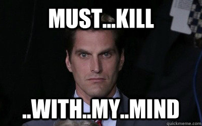 mustkill withmymind - Menacing Josh Romney