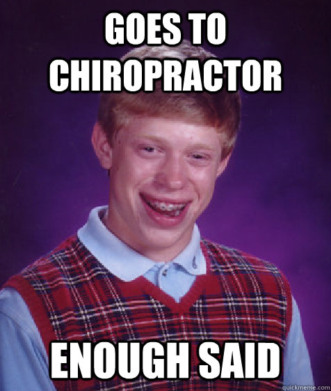 chiropractor meme 28 images 1000 ideas about chiropractic humor
