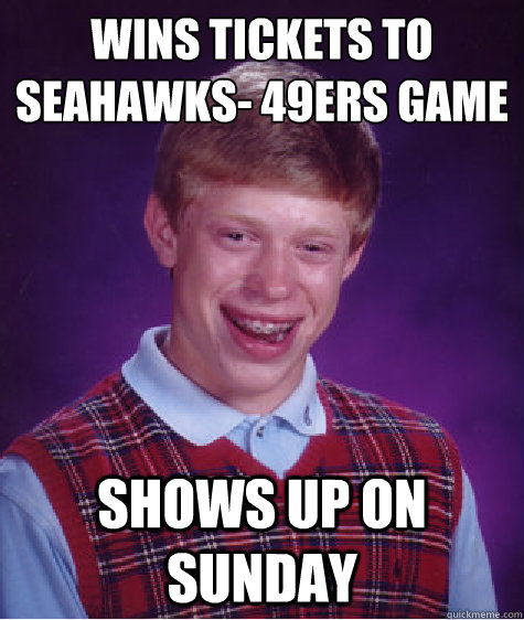 Anti 49ers Meme Seahawks Beat 49ers Me...