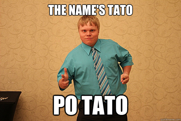 the names tato po tato - 