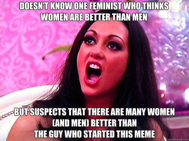 Anti feminist dating site