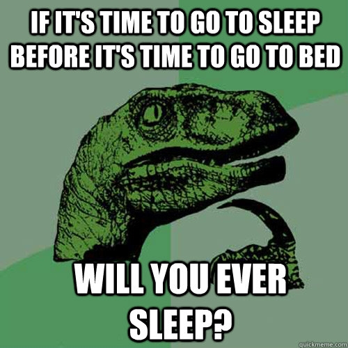 what if i could go to sleep for days