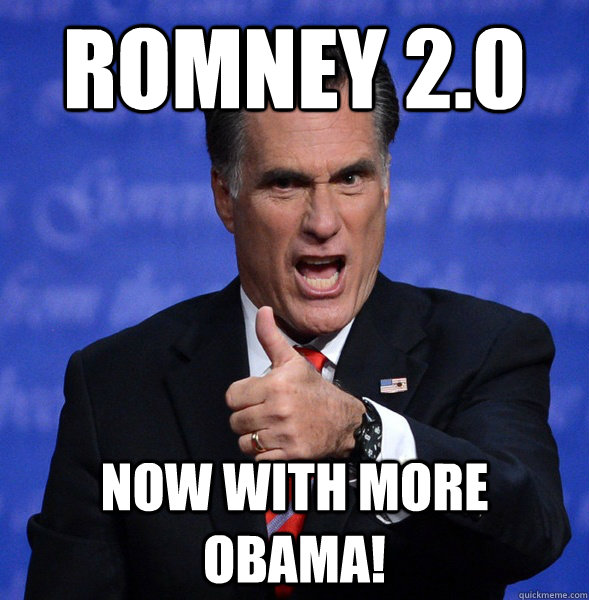 romney 20 now with more obama -