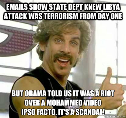 emails show state dept knew libya attack was terrorism from  - White Goodman