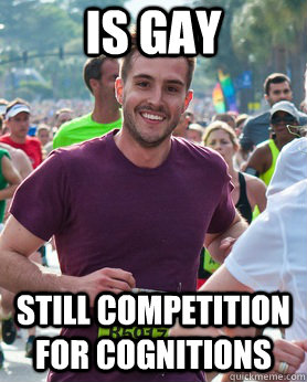is gay still competition for cognitions - Ridiculously photogenic guy