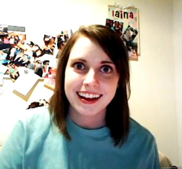 60 - Overly Attached Girlfriend
